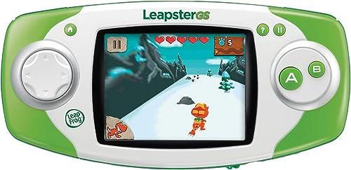 venta con alto descuento LeapFrog LeapsterGS Explorer - Recurso Recurso Recurso Educativo (Batería, AA) verde, Color blanco  bienvenido a elegir