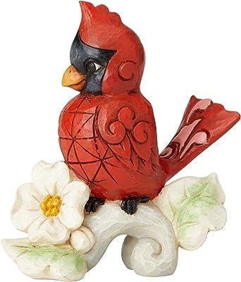Enesco Jim Shore Heartwood Creek Cardinal Mini Figurine