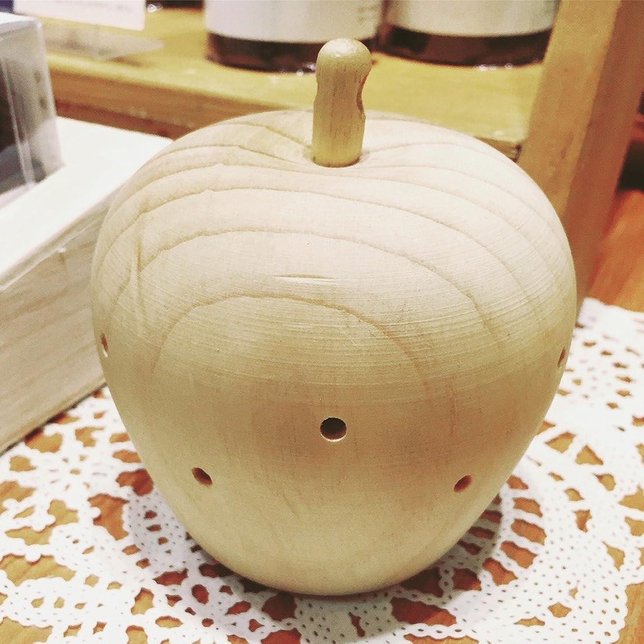 刈る間接的森タジマヤ ウッドアップル 森の香り125g(カートリッジ3個入)天然木の芳香剤 ルームフレグランス