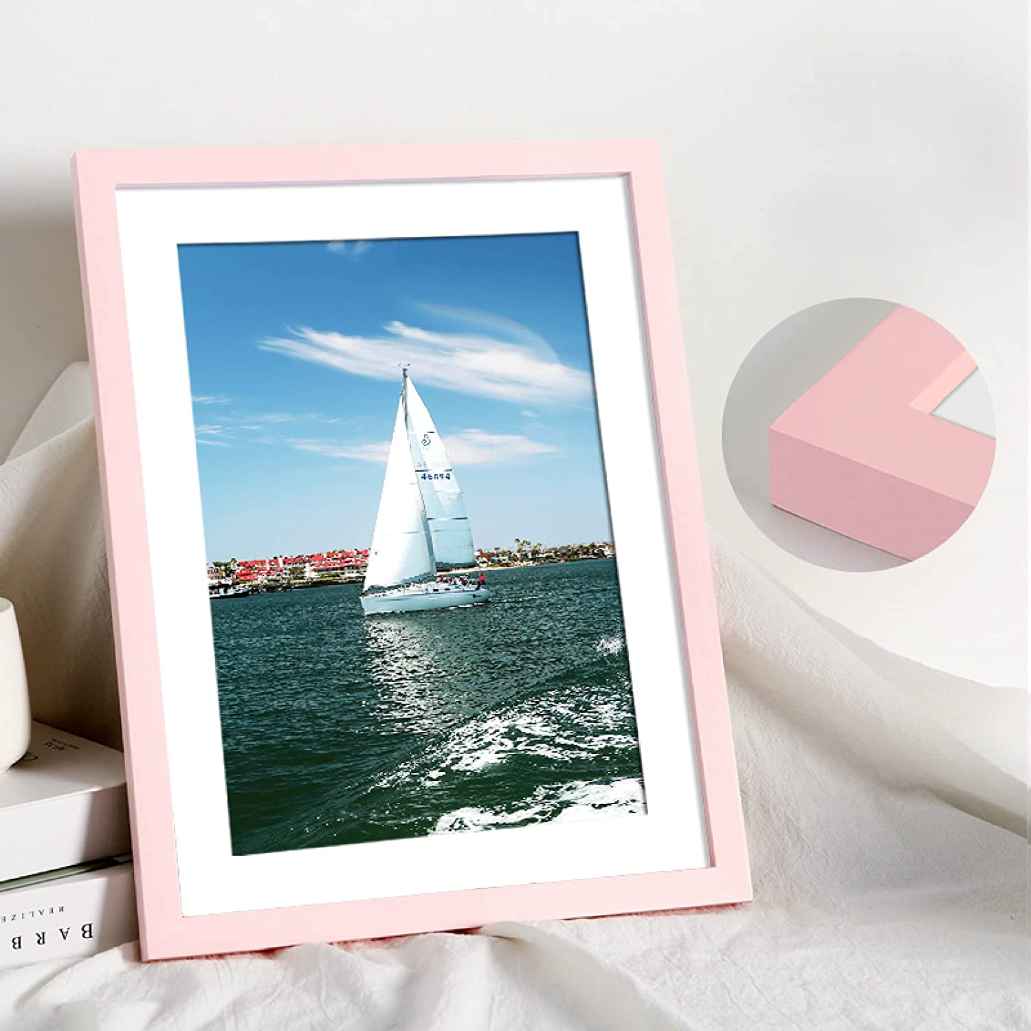 LZYMLG Picture Frame Solid Wood Poster Mounting Max El Paso Mall 78% OFF Certificate Wall