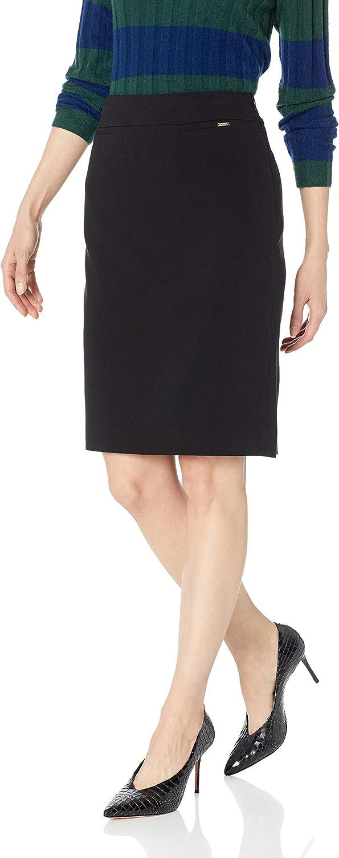 Tahari By ASL Womens BiStretch Pencil Skirt