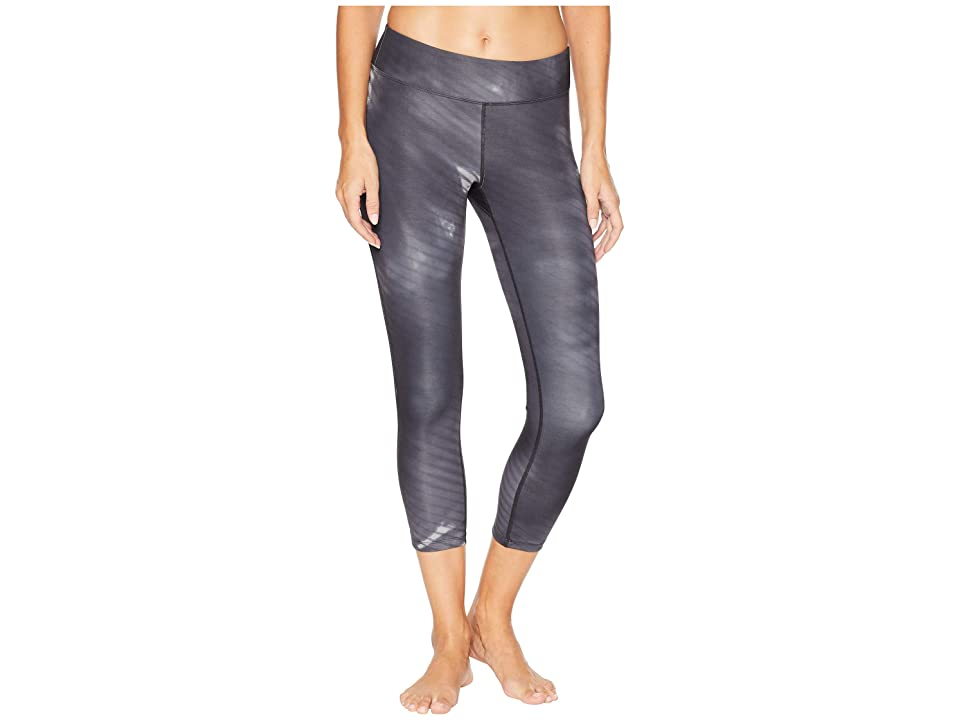 ASICS Graphic 3/4 Tights (Performance Black) Women