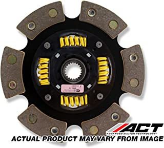 ACT 6224206 6-Pad Sprung Race Clutch Disc