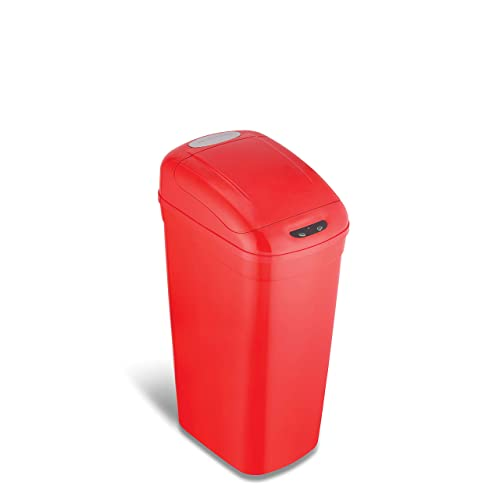 Red Trash Cans: Amazon.com