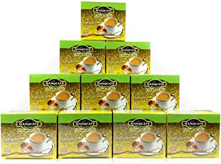 10 Boxes Gano Cafe Tongkat Ali Coffee Ganoderma Lucidum Extract + FREE Expedited Shipping to USA by EcBuy
