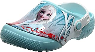Crocs Unisex Kids' Crocsfl Ol Disney Frozen2 Cg K Leisure Flip Flops Sportwear for Children