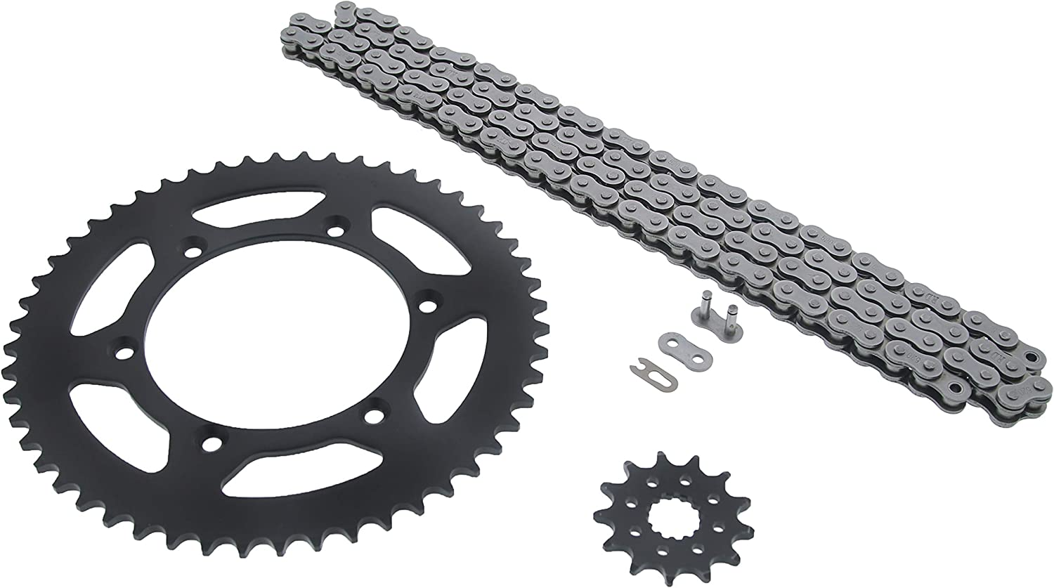 Non O Special price for a limited time Ring Chain Sprockets 2007-2014 2003-2004 YZ4 Yamaha fit Ranking TOP9