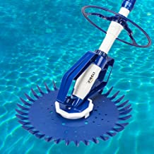 VINGLI Pool Vacuum Cleaner Automatic Sweeper Swimming Pool Creepy Crawler Vacuum