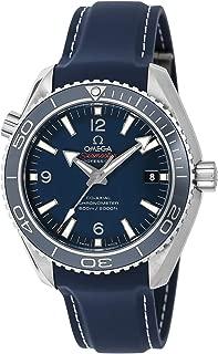 [オメガ] 腕時計 シーマスタープラネットオーシャン ブルー文字盤 コーアクシャル自動巻き シースルーケースバック 600m防水 232.92.42.21.03.001 メンズ 並行輸入品 ブルー