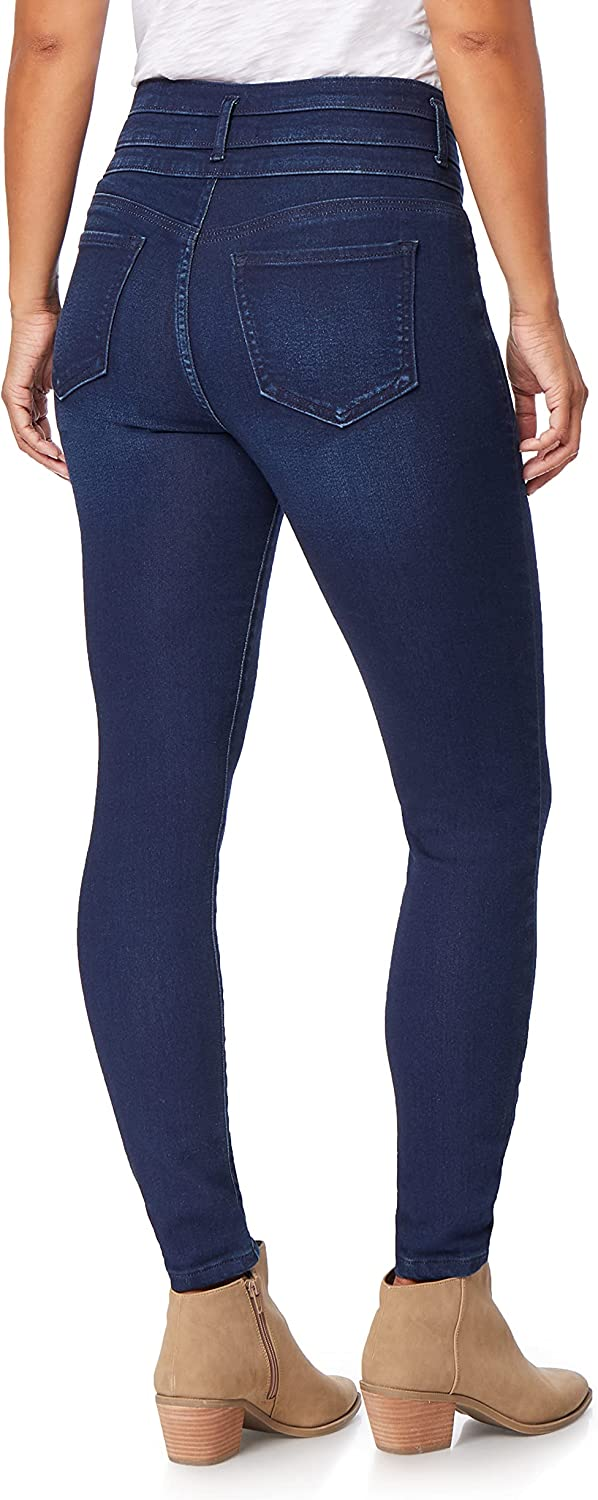 Angels Forever Young Women's Evershape Skinny Jeans