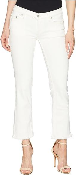 Austen Straight Leg Jeans - White
