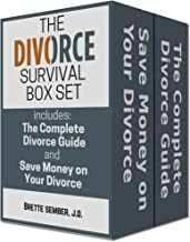 The Divorce Survival Box Set: Includes The Complete Divorce Guide and Save Money on Your Divorce