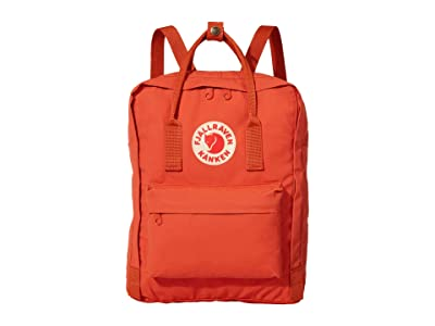 Fjallraven Kanken (Rowan Red) Backpack Bags