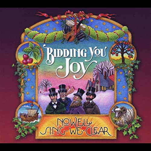 Bidding You Joy by Nowell Sing We Clear on Amazon Music