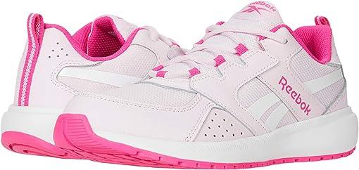 Pixel Pink/Proud Pink/White