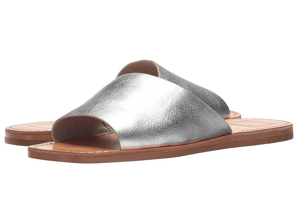 Dolce Vita Cato (Silver Leather) Women