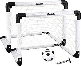 Franklin Sports - Juego de portería de fútbol para