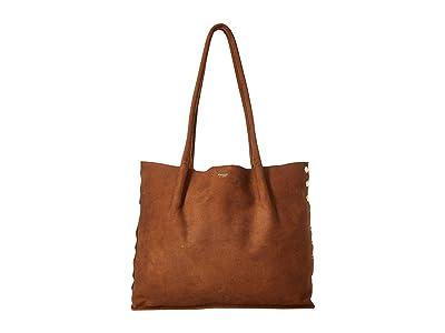 Hammitt Oliver Large (Brown) Handbags