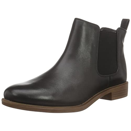 9b962386d06a2 Clarks Women's Taylor Shine Chelsea Boots