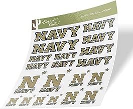 Navy Midshipmen NCAA Decal Sticker Car Truck Window Bumper Laptop Wall