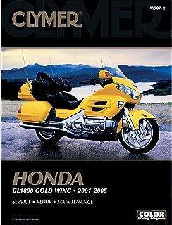 Clymer Repair Manual for Honda GL1800 Goldwing 01-05