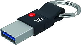 Emtec Nano Ring 3.0 USB Flash Drive (ECMMD16GT103)