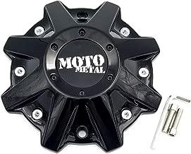 Moto Metal Wheels MO479L214GBO MO 497L214 Gloss Black Center Cap