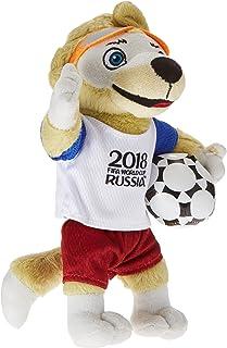 FIFA 2018 100102 Zabivaka oficjalna maskotka (Mistrzostwa Świata 2018) pluszowa 25 cm