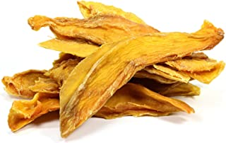 Mango seco Rapunzel, 1kg | orgánicos, sin aditivos | 100% mango | comercio justo de Burkina Faso