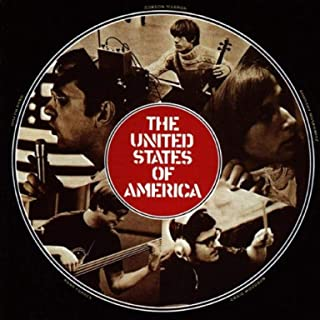THE UNITED STATES OF AMERICA ~ THE COLUMBIA RECORDINGS: REMASTERED AND EXPANDED EDITION