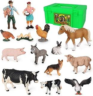 Best schleich barn animals Reviews
