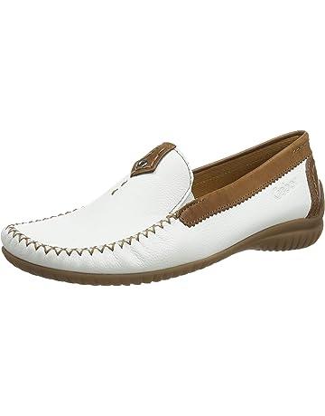 Amazon.co.uk: Rieker Loafer Flats Women's Shoes: Shoes