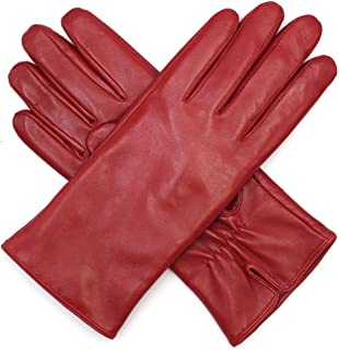 Best cashmere leather gloves womens Reviews