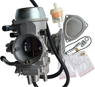 1998 yamaha grizzly 600 carburetor