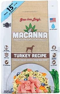 グランマ・ルーシーズ グレインフリー・ドッグフード マカンナ/ターキー(1.36kg/乾燥時) お水で戻すだけで簡単手作り食