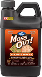 Lilly Miller Moss Out for Roofs And Walks Concentrate 54oz