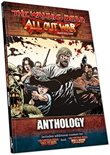 Mantic Games MGWD029 The Walking Dead Anthology