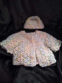 Basic Shell and V Sweater set