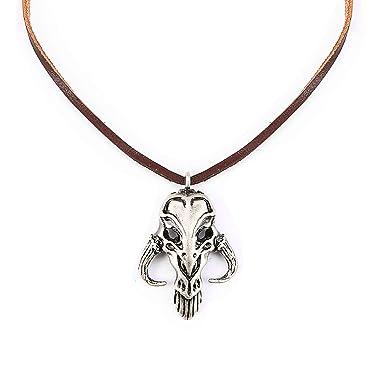 A&C Hero Alien Manda Lorian Necklace Gifts for Men Women