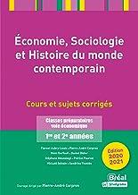 Livres Economie, sociologie et histoire du monde contemporain PDF