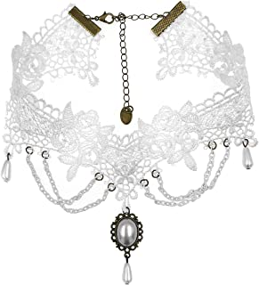 Best gothic wedding necklace Reviews