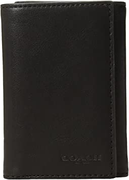Trifold Wallet in Sport Calf