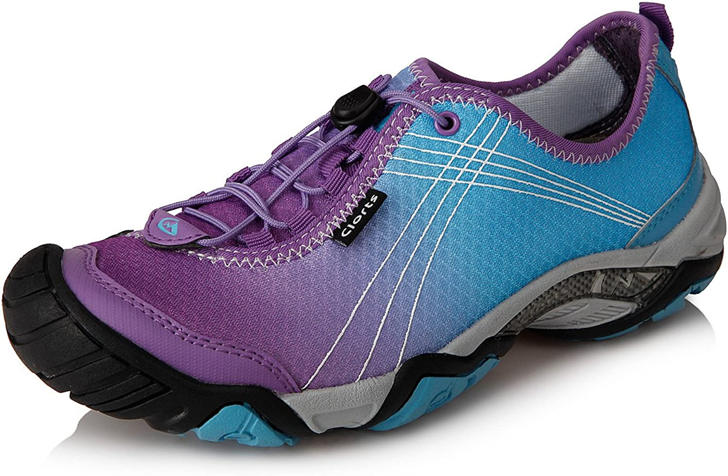 Qianling Collection Women's Water PU Athletic Quick Drying Water shoes Purple