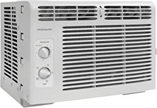 Frigidaire FFRA0511R1E 5, 000 BTU 115V Window-Mounted Mini-Compact Air Conditioner with Mechanical Controls