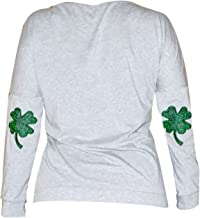 Unique Baby UB Mommy and Me ST Patricks Day Clover Shirt