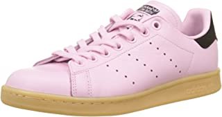 adidas Originals Womens Stan Smith Casual Low Rise Lace Up Trainers Sneakers