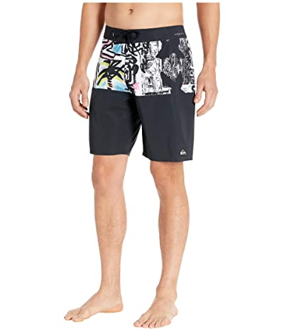 Quiksilver Highline Division 19 (Black) Men