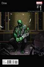 Drax #1 Mike Choi Hip-Hop Cover Variant Written by C.M. Punk