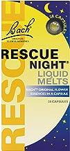 RESCUE Night Liquid Melts 28 Capsules