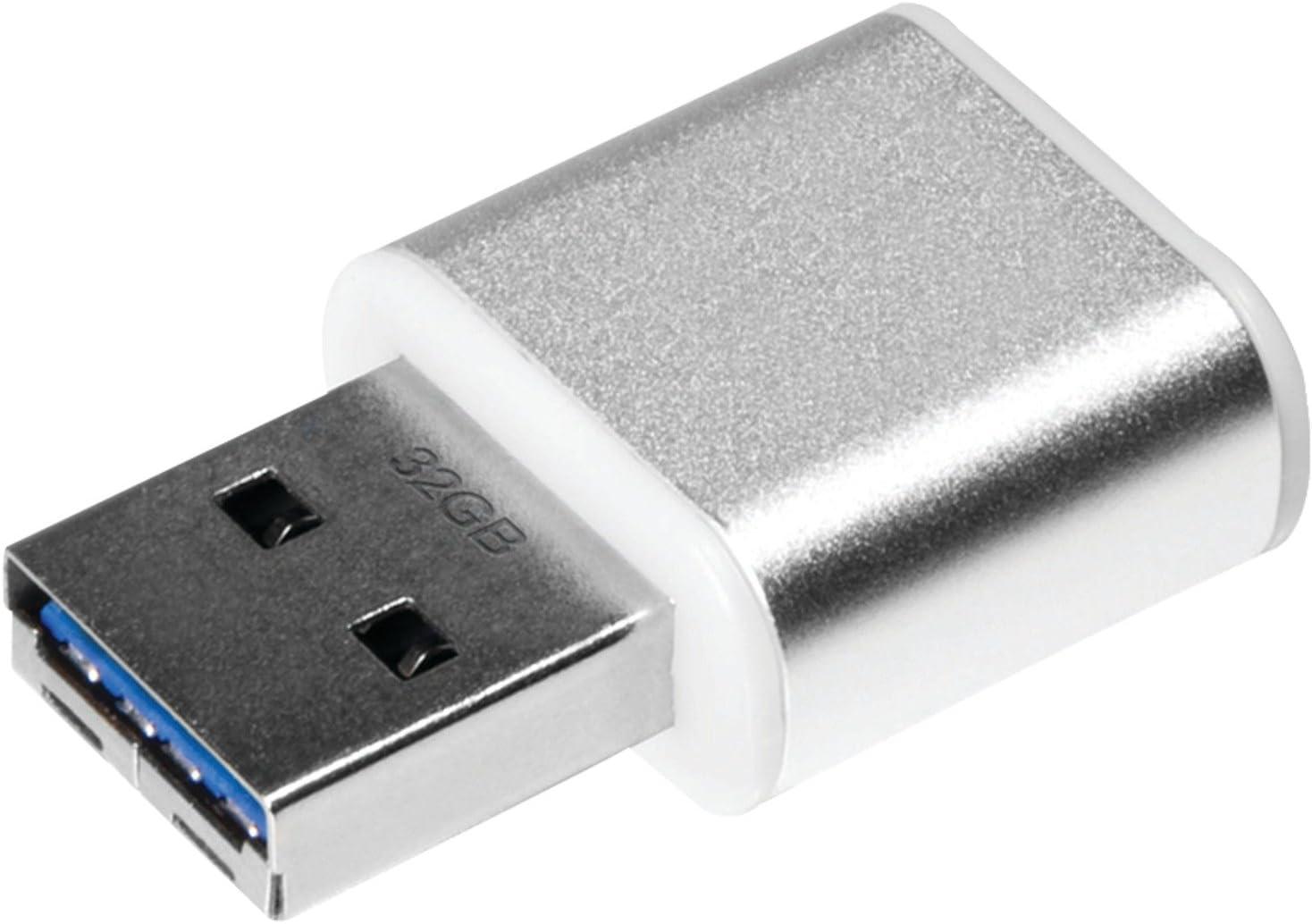 Verbatim 32GB Store 'n' Go Mini Metal USB Flash Drive 49840